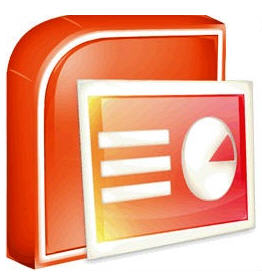 Powerpoint 2007 logo