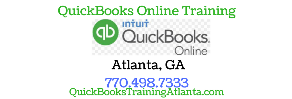 QuickBooks Online Training by Experts - Atlanta, GA