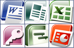 Microsoft Software Icons